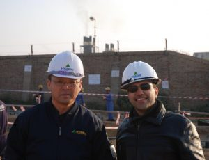 Attock Refinery Up-gradation Project 2013 (Construction Manager and Project Coordinator at site)