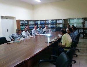 Presentation at Fauji Cement (FPC)